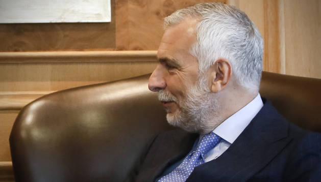 El nou cap negociador per l'Acord d'Associació, Stefano Sannino.