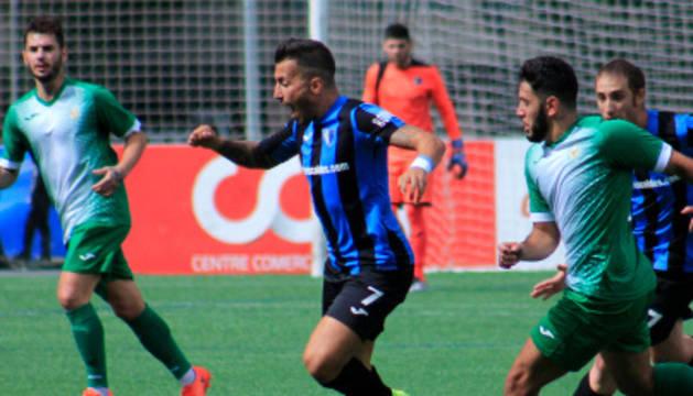 L'Inter Club d'Escaldes és, actualment, el líder de la Lliga Multisegur Assegurances.