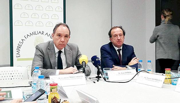 El president de l'EFA, Francesc Mora.