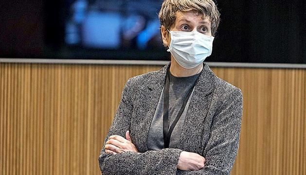 La consellera general socialdemòcrata Susanna Vela.