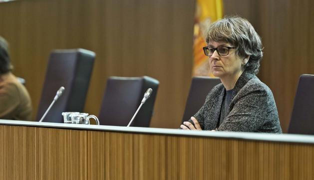 Susanna Vela demana pels controls a les residències de padrins