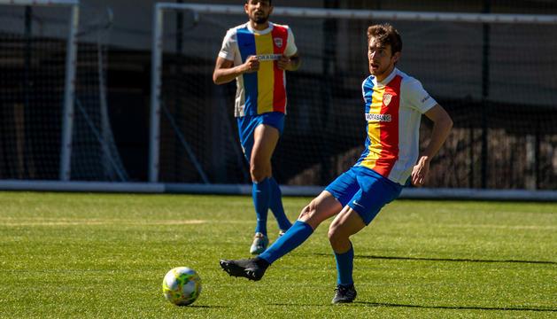 Rai Marchán seguirà una temporada més al club tricolor.