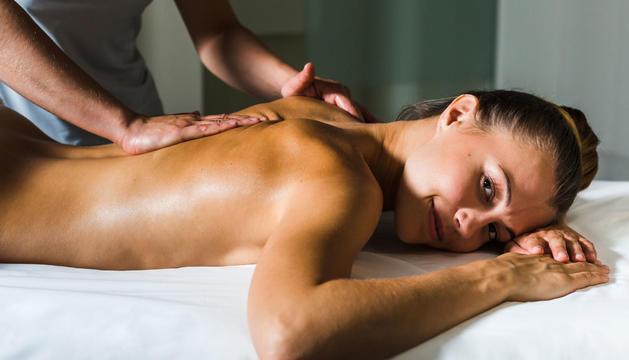 El massatge tindrà una durada de 20 minuts.