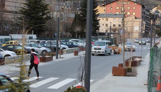 L'atropellament va succeir a l'avinguda Joan Martí.