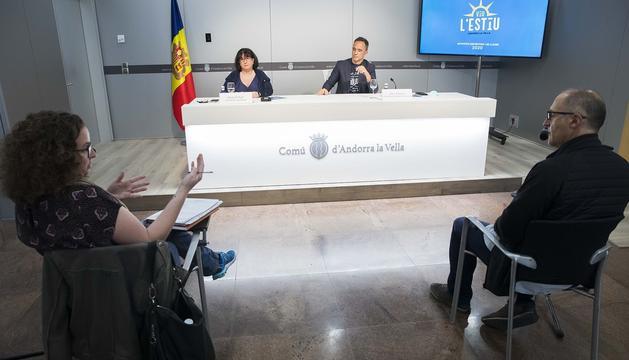 Presentació activitats d'estiu a Andorra la Vella