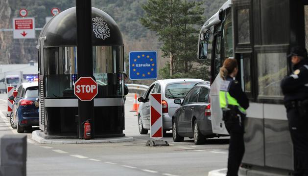L'obertura recíproca de la frontera espanyola es durà a terme el 21 de juny.