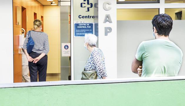 El CAP de La Sardana fa temporalment proves de detecció per coronavirus