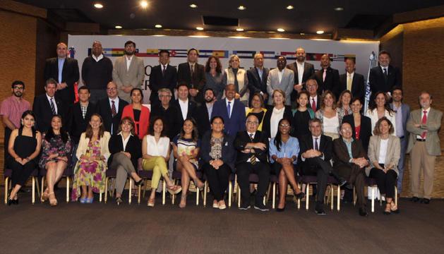 Una Conferència de Directors Iberoamericans de l'Aigua anterior.