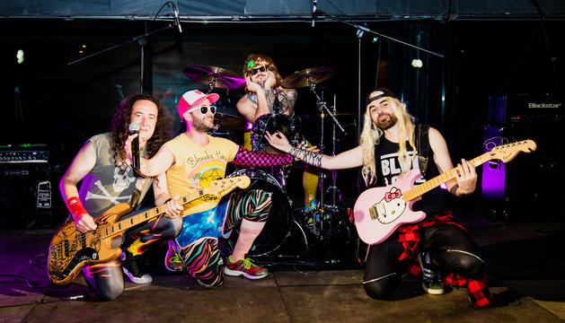 Punkers Love the 80's actuarà a la Massana