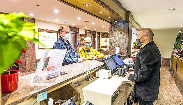 El sector hoteler engreixa motors per tornar a obrir portes