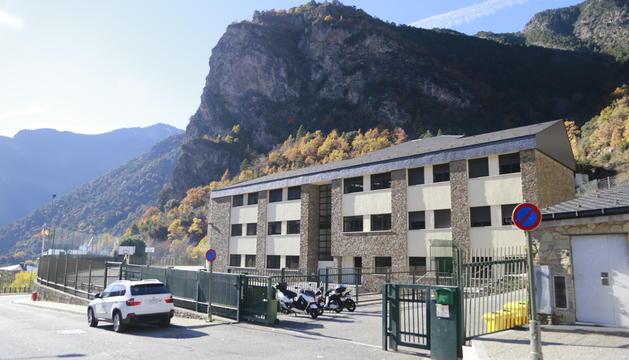 L'Institut María Moliner, a la Margineda
