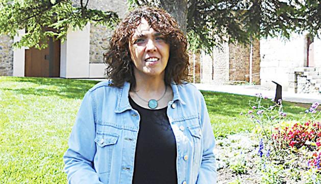 La regidora de l'ajuntament de la Seu d'Urgell, Núria Tomàs.