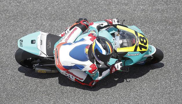 Cardelús iniciarà demà la pretemporada de Moto2.