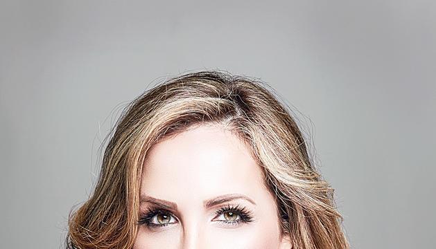 La Miss transsexual Espanya 2019, Michelle Relayze.