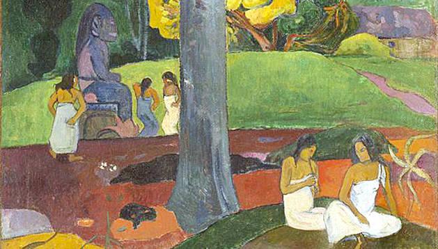 El quadre de Paul Gauguin està valorat en 40 milions d'euros.