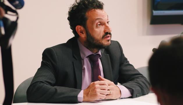 El primer secretari del PS, Gerard Alís