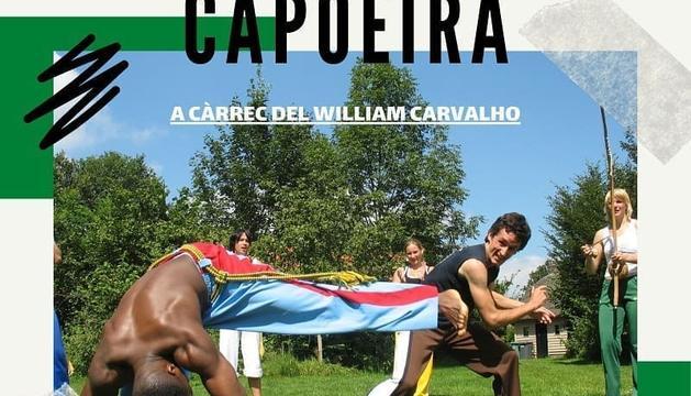 L'activitat de Capoeira