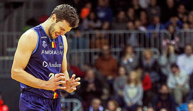 Dejan Todorovic deixarà el MoraBanc Andorra per les altes pretensions econòmiques.