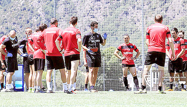L'Inter Escaldes és l'actual líder de la competició.