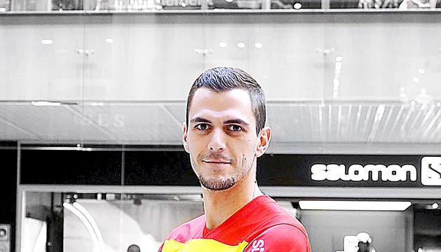 Christian Salvador, la primera de les renovacions.