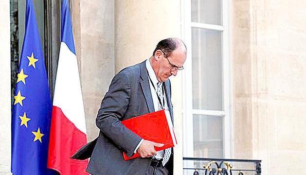 El nou primer ministre de França, JeanCastex.