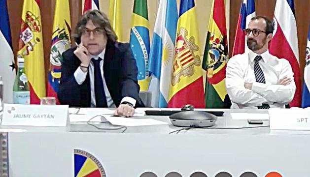 El coordinador Jaume Gaytán.