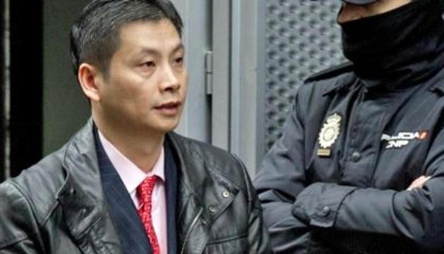 El ciutadà xinès, Gao Ping.
