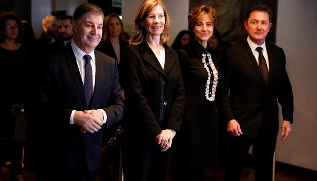 Casadevall, Adellach, Arias i Cabeza.