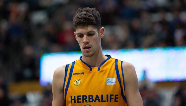 Oriol Paulí ha jugat tota la seva carrera a l'ACB a l'Herbalife Gran Canària.