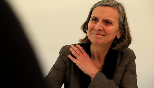Jocelyne Caballero.