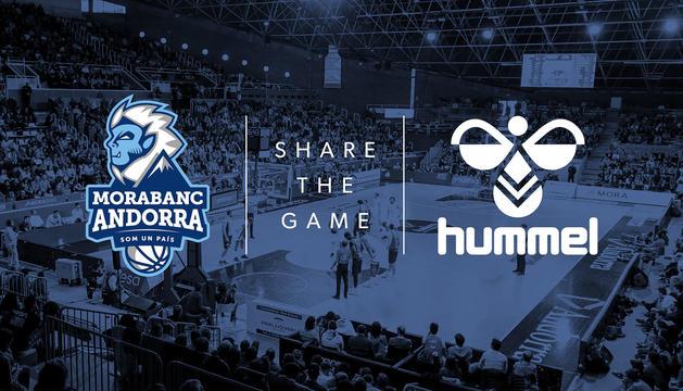 El Burgos i el Bilbao, entre els equips ACB que vesteixen Hummel.
