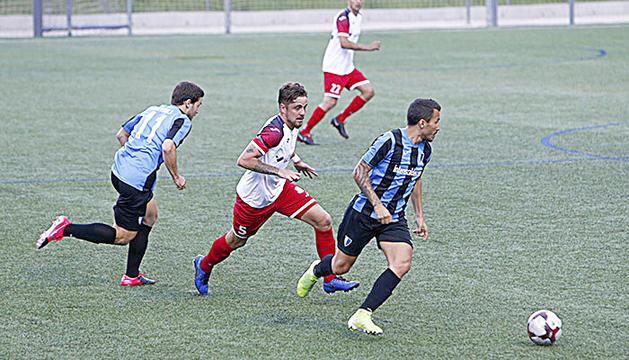 Inter i Vall Banc van enfrontar-se el 5 de juliol.
