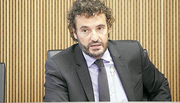 Francesc Robert està imputat per organització criminal, blanqueig i falsedat documental.