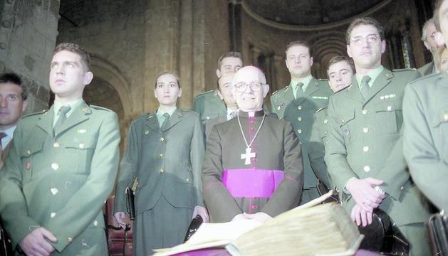 El Copríncep episcopal Martí Alanis.