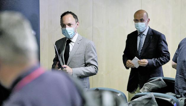 El cap de Govern va fer balanç de la gestió de la pandèmia.