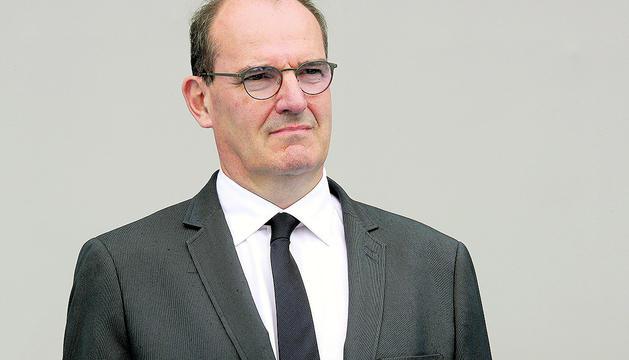El primer ministre francès Jean Castex.
