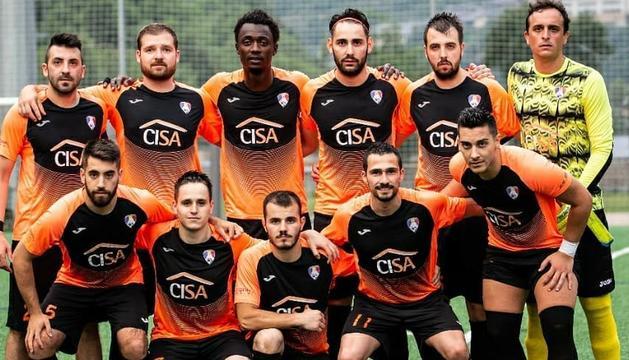 L'FS La Massana va jugar dilluns l'últim partit