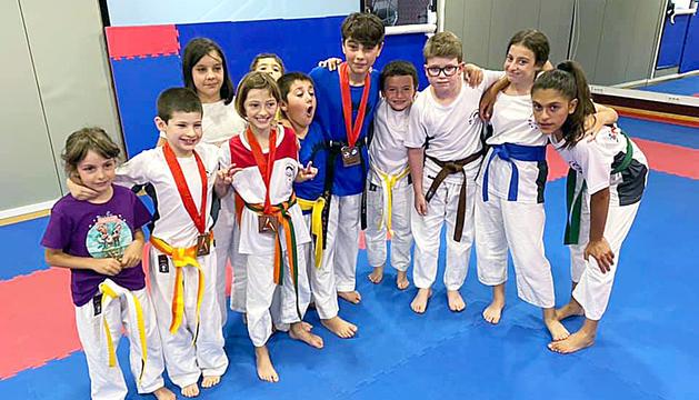 5a jornada del torn Nidan del Campus  Karate Xavi Herver