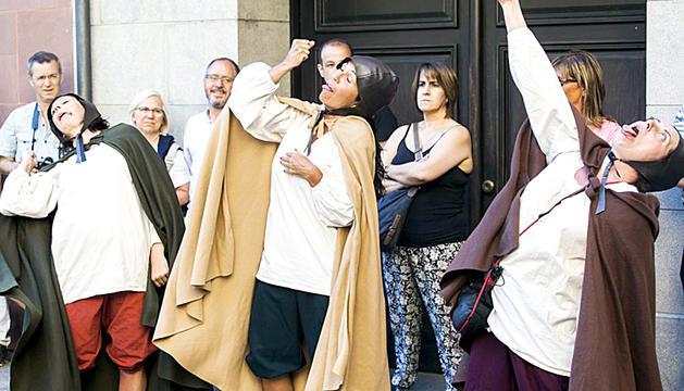 Visita teatralitzada al barri antic d'Andorra la Vella