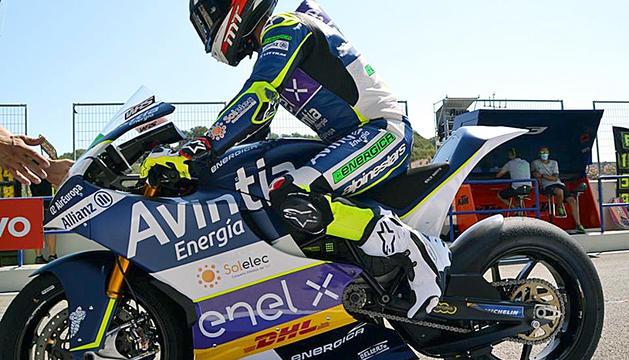 Xavi Cardelús sortirà avui 11è a Jerez.