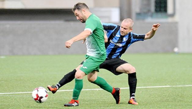 L'Inter s'enfrontarà al Sant Julià.