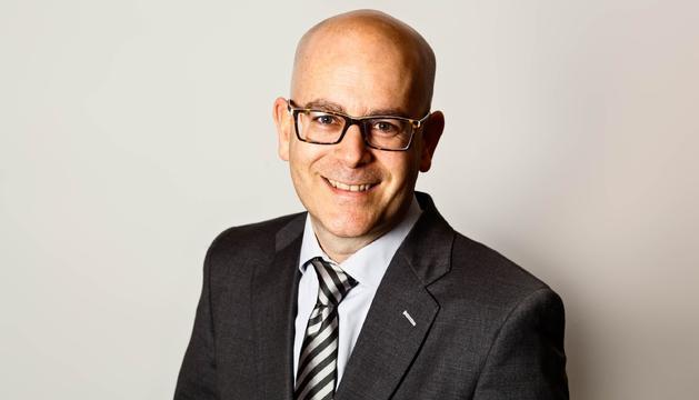 Sergi Martín és el nou director de negoci de Vall Banc