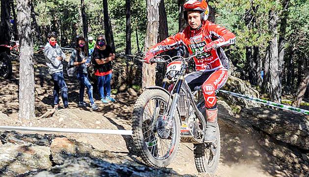 Jordi Lestang va guanyar un Trial de Fontaneda igualat.