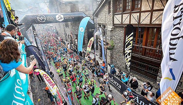 La cursa hereva de l'Andorra Ultra Trail portarà el segell de qualitat de The Ironman Group.