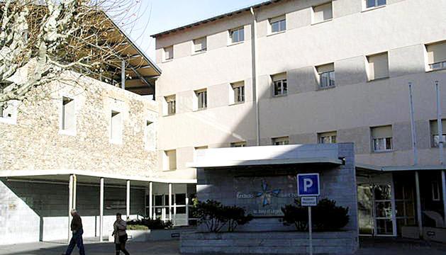 L'hospital de la Seu d'Urgell.