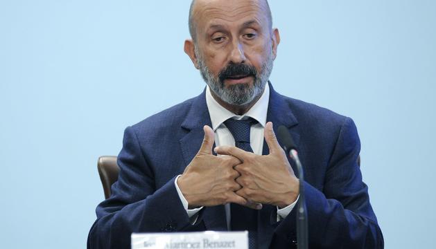 El ministre Martínez Benazet ha anunciat que hi ha 63 contagis per rebrots