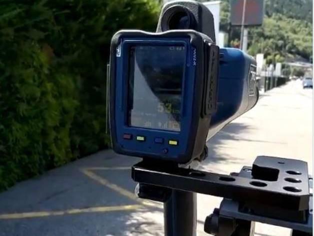 Els nous aparells de control de velocitat que està provant la policia i Mobilitat