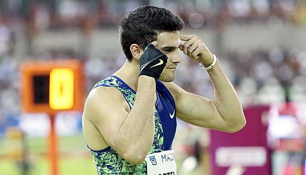 L'atleta espanyol Bruno Hortelano competirà a Andorra