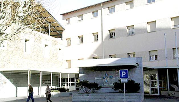 Hospital de la Seu d'Urgell.