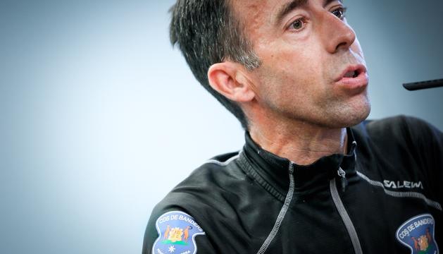 Ferran Teixidó oferirà una càpsula sobre el cos de banders